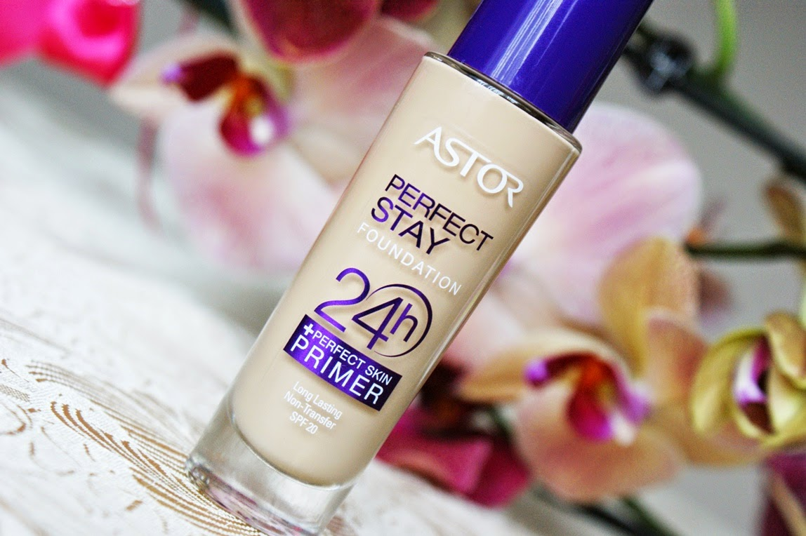 Virker Astor Perfect Stay 24H Foundation + Perfect Skin Primer?