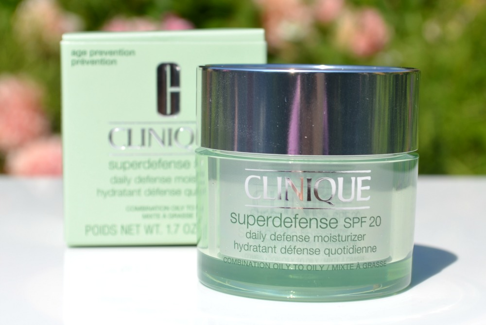 Creme til under øjet fra Clinique: Superdefense SPF 20 Age Defense