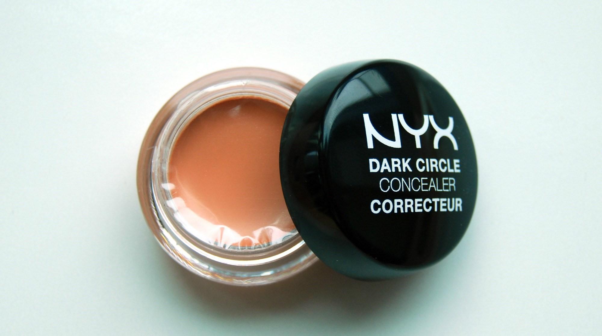 Dark Circle Concealer fra NYX Cosmetics: Et effektivt våben i kampen mod mørke rande under øjnene