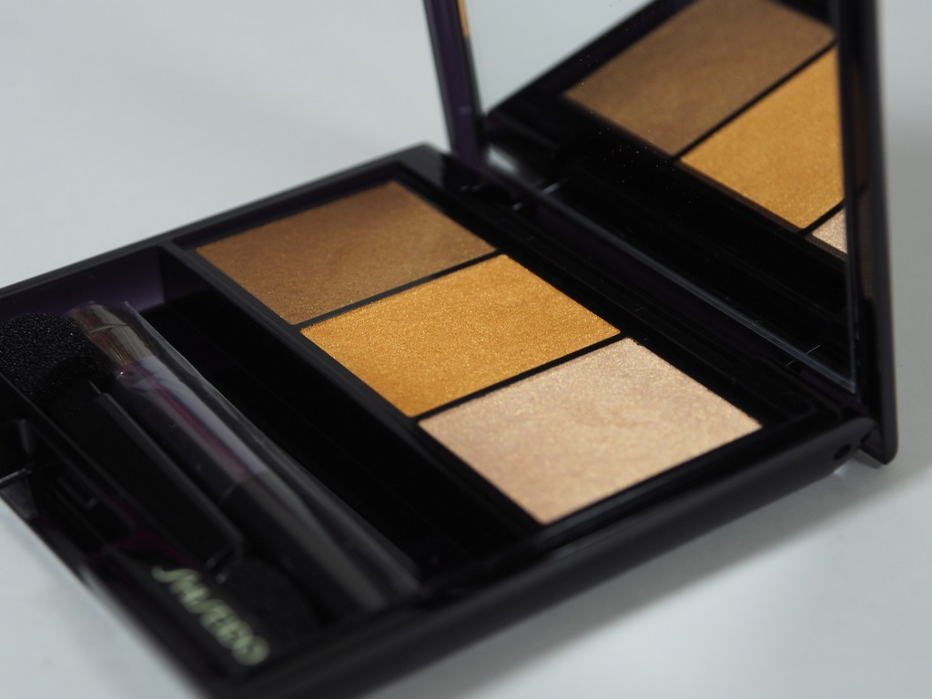 Shiseido - Luminizing Satin Eye Color Trio (3)