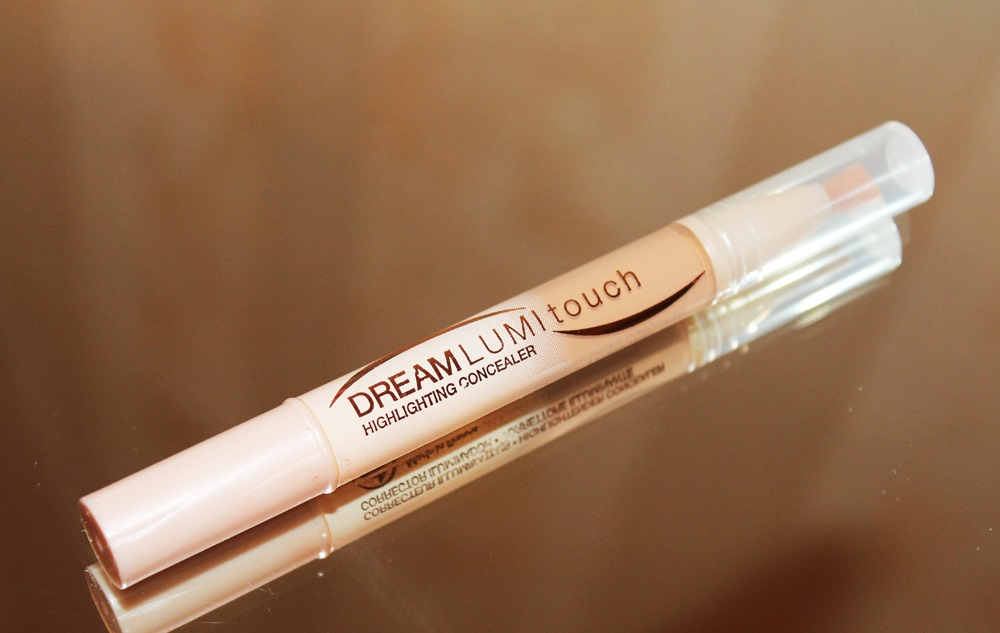 Dream Lumi™ Touch Highlighting Concealer fra Maybelline. Hvilken concealer bør jeg vælger og hvordan bruger man den?