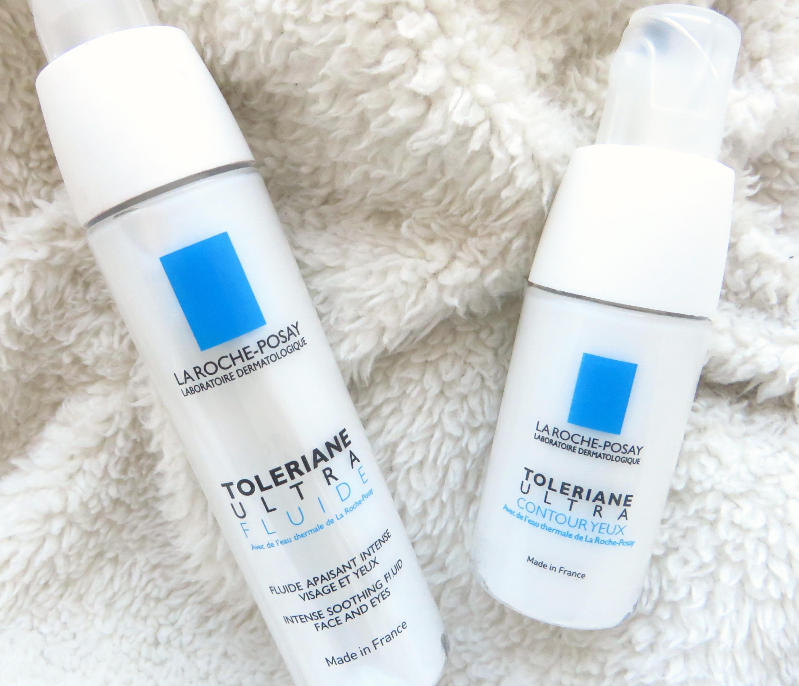 Sådan plejer du huden omkring dine øjne: La Roche-Posay Toleriane Ultra Cream
