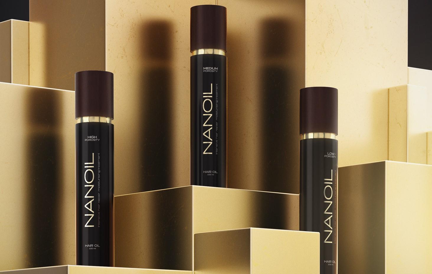 Ikonisk hårolie – NANOIL – et gennembrud i genopbygning af hår